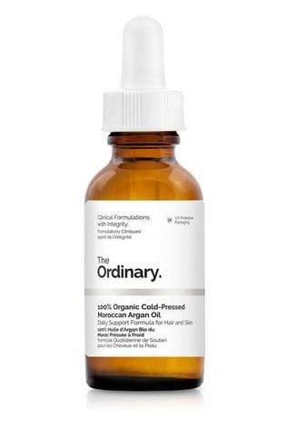 The Ordinary 100% Organic Cold Pressed Moroccan Argan Oil 30ml