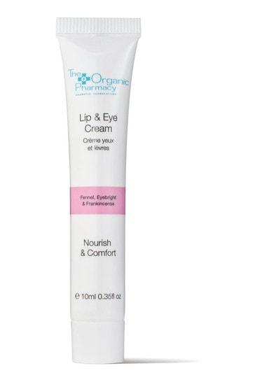 The Organic Pharmacy Lip & Eye Cream 10ml