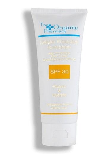 The Organic Pharmacy Cellular Protection Sun Cream SPF30