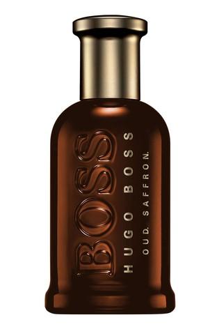 BOSS BOTTLED OUD Saffron Limited Edition Eau de Parfum 100ml