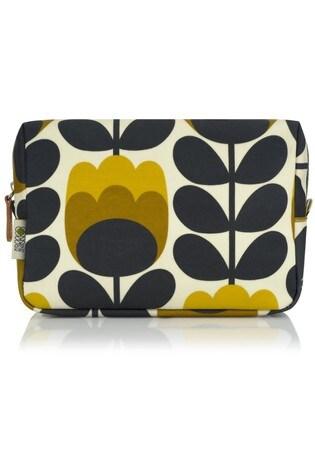 Orla Kiely Dandelion Tulip Train Cosmetic Case