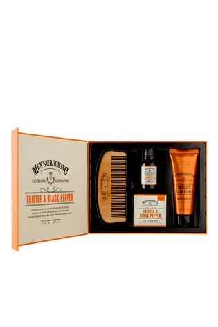 Scottish Fine Soaps Face & Beard Care Kit