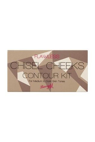 Barry M Cosmetics Chisel Cheeks Contour Kit