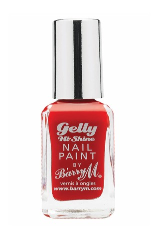 Barry M Cosmetics Gelly Hi Shine Nail Paint