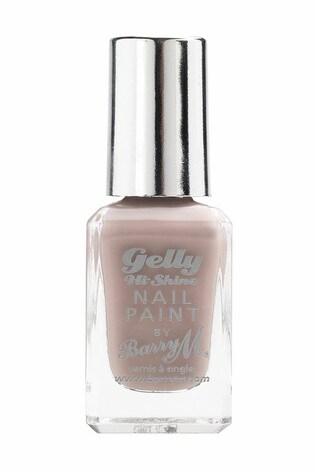 Barry M Cosmetics Gelly Hi Shine Nail Paint