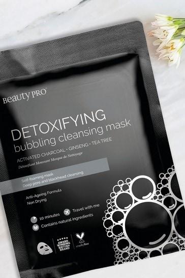 BeautyPro Detoxifying Bubbling Cleansing Mask