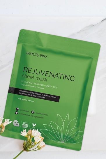 BeautyPro Rejuvenating Collagen Sheet Mask