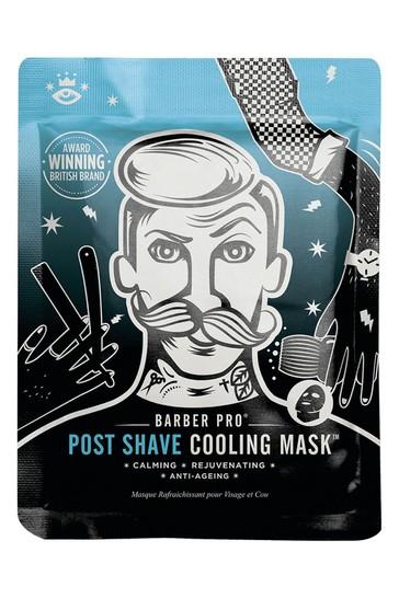 BARBER PRO Post Shave Cooling Face Mask