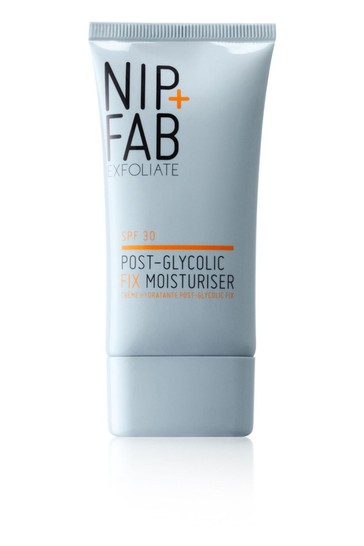 Nip+Fab Glycolic Hydrating Moisturiser, Post Glycolic Protection SPF 30 40ml