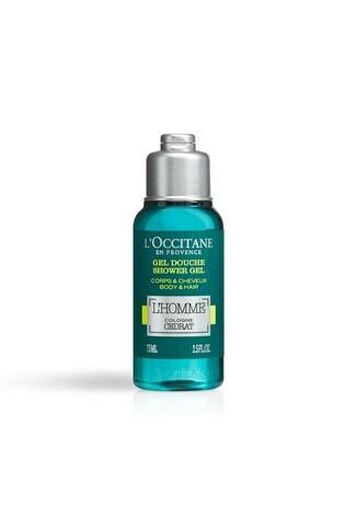 L'Occitane L'Homme Cologne Cedrat Shower Gel 75ml