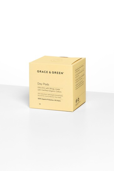 Grace & Green Organic Day Pads
