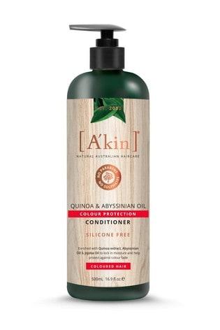 A'kin Colour Protection Quinoa & Abyssinian Oil Conditioner 500ml