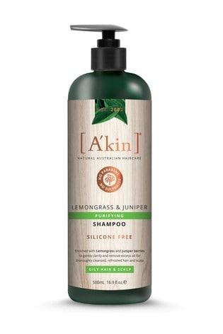 A'kin Purifying Lemongrass Shampoo 500ml