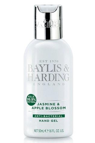 Baylis & Harding Jasmine & Apple Blossom Hand Gel 50ml