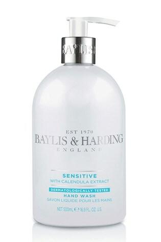 Baylis & Harding Sensitive Fragrance Free Hand Wash 500ml