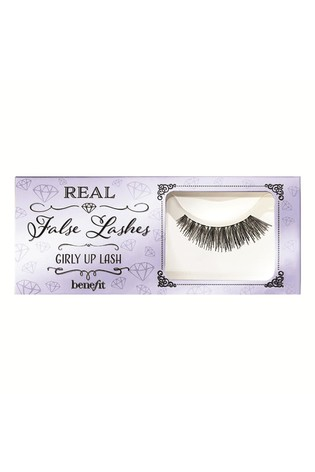 Benefit Real False Lashes Full Flared False Eyelashes Girly Up Lash