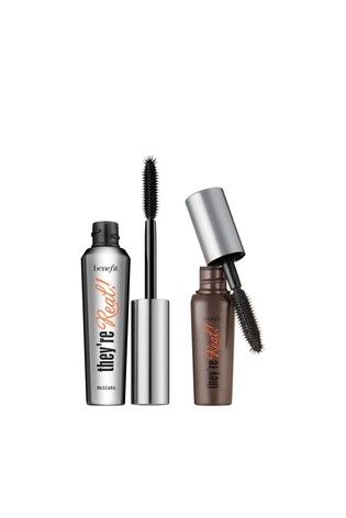 Benefit Real Big Steal They're Real Lengthening Mascara Set