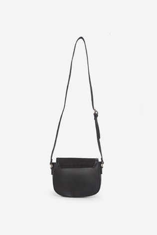 Dorothy Perkins Ring Saddle Cross Body Bag