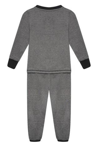 Brand Threads Grey Marvel Boys Pyjamas