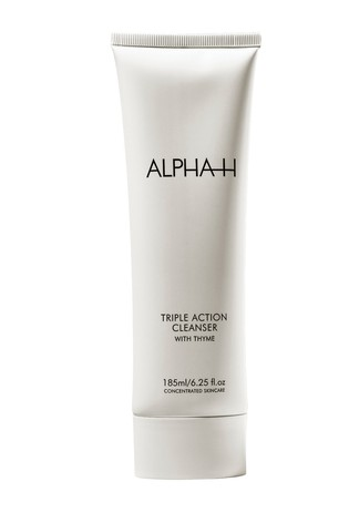 Alpha-H Triple Action Cleanser with Thyme 185ml