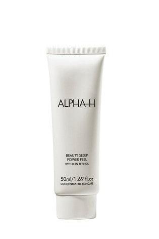 Alpha-H Beauty Sleep Power Peel with 14% Glycolic Acid and 0.5% Retinol 50ml