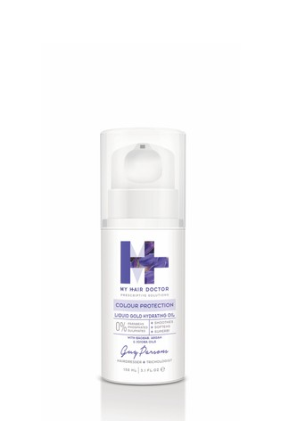 My Hair Doctor Colour Protection Liquid Gold Hydrating Oil
