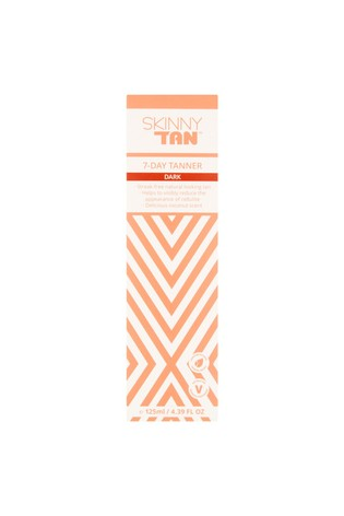 Skinny Tan 7 Day Tanner Dark 125ml