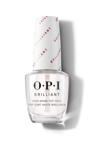 OPI Brilliant Shine Top Coat, 15 ml