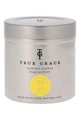 True Grace Tin Candle English Lavender