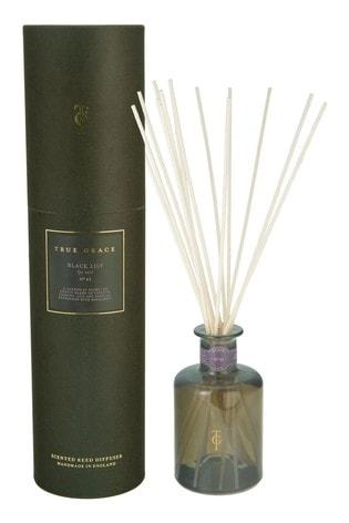 True Grace 200ml Reed Diffuser Black Lily