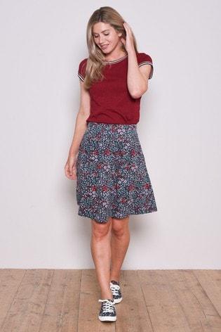 Brakeburn Ditsy Skirt
