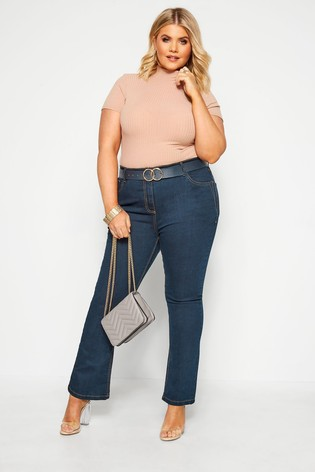 """Yours Curve 32"""" Bootcut ISLA Jeans"""