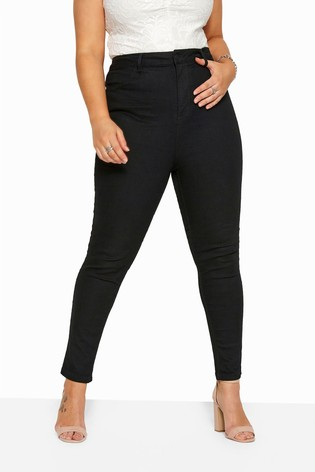 """Yours Curve 30"""" Skinny Stretch AVA Jeans"""