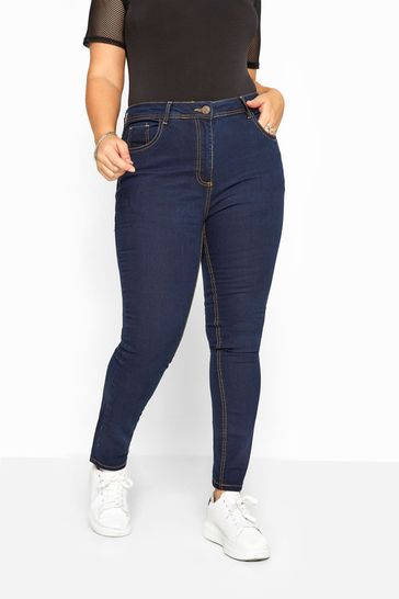 """Yours Curve 32"""" Straight Leg RUBY Jeans"""