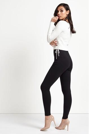 performance sportswear brand new really cheap Buy Lipsy Tall High Waist Leggings from Next Kuwait