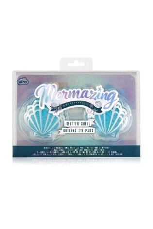 NPW Mermazing Glitter Shell Cooling Eye Pads
