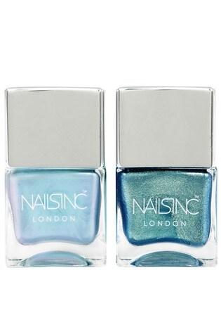 Nails INC Mermaid Duo