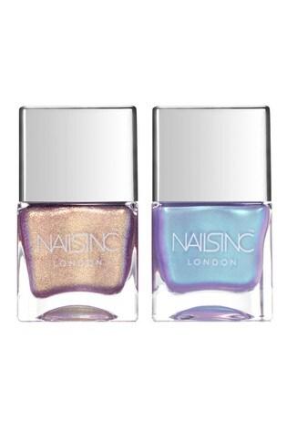 Nails INC Sparkle Like A Unicorn Duo - (Worth £30)