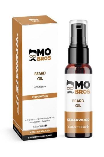 Mo Bro's Premium Beard Cedarwood 100ml