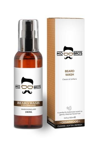 Mo Bro's Beard Cedarwood Wash 100ml