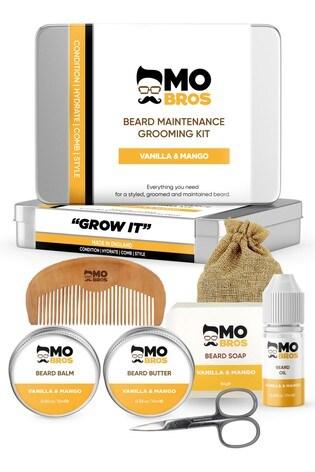 Mo Bro's XL Beard Care Kit Vanilla and Mango