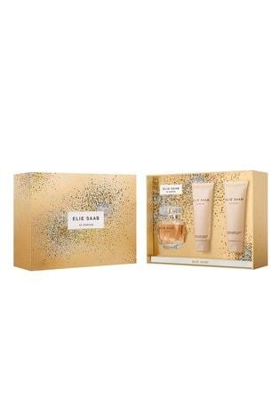 ELIE SAAB Le Parfum Eau de Parfum 50ml, Body Lotion 75ml & Shower Cream 75ml Gift Set
