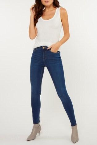 Dorothy Perkins 'Shape & Lift' Authentic Stretch Skinny Denim Jeans