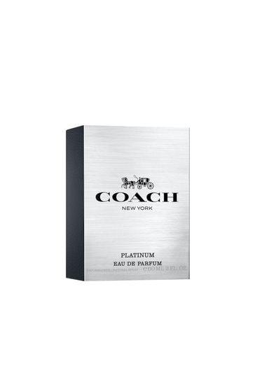 COACH For Men Platinum Eau De Parfum 60ml