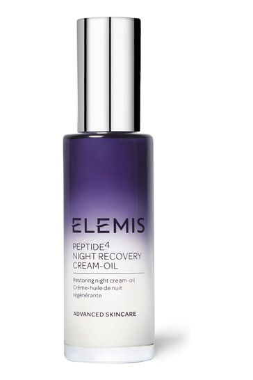 ELEMIS Peptide4 Night Recovery Cream-Oil 30ml