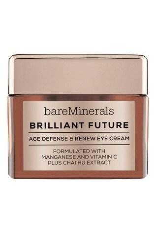 bareMinerals Brilliant Future Age Defense & Renew Eye Cream 30ml