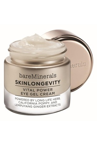 bareMinerals Skinlongevity Vital Power Eye Gel Cream 15ml
