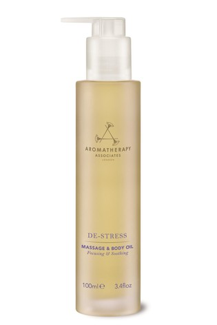 Aromatherapy Associates De-Stress Body Oil 100ml