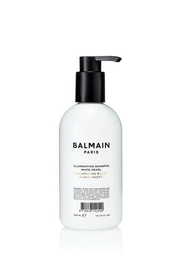 Balmain Paris Hair Couture Illuminating Shampoo White Pearl 300ml