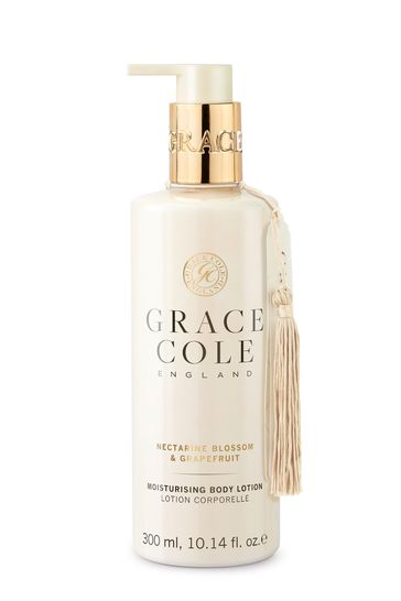 Grace Cole Nectarine Blossom And Grapefruit 300ml Body Lotion